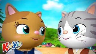 детские песни | Джэк и Джилл + Еще! | KiiYii | мультфильмы для детей