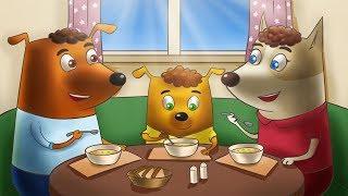 Щенки Бублик и Кисточка - мультики для детей. Семейка Собачек мультики для малышей. В ПРЯМОМ ЭФИРЕ 2