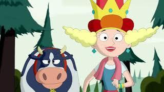 7 гномов - Кровати и палочки/ Берегите эльфов! - Сезон 2 Серия 14    Мультфильмы Disney