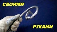 КАК СДЕЛАТЬ СВОИМИ РУКАМИ металлический элемент для кованых изделий #Kovanca #Polock