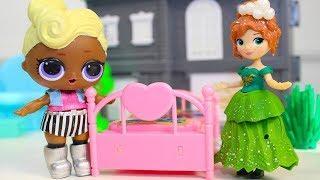 #Куклы ЛОЛ Мультик для детей Кто украл брошку? Мультфильмы про Игрушки ЛОЛ Сюрпризы Видео для детеи