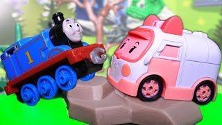 Робокар Поли и его друзья мультик с игрушками – Мечта Томаса. Новые мультфильмы 2019