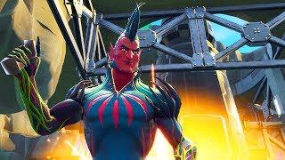 Flytrap Launches the Nuke | Fortnite Short Film