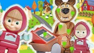 Мультик для детей с игрушками Про Машу! Интересные мультфильмы для малышей на Страна Игрушек