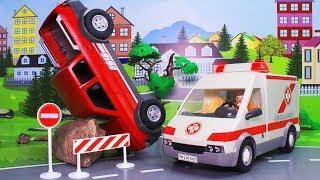 Мультики про машинки с игрушками. Правила дорожного движения для детей. Развивающие мультфильмы