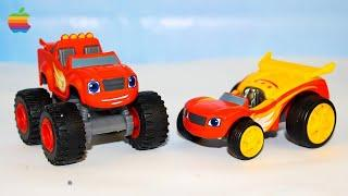 Вспыш и чудо машинки Мультики про машинки Игрушки Вспыш Сюрпризы Мультфильмы Игры для детей HD 2018