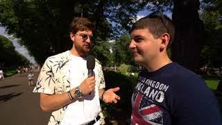 ЧУВСТВО ЮМОРА: Серёжа и микрофон в 4K #30