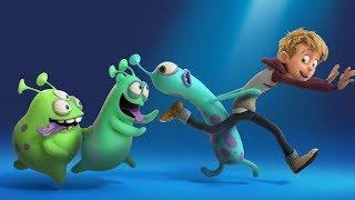 Новые полнометражные мультфильмы Пришельцы в доме Отзыв: Интересный, Смотреть 100%