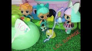 КУКЛЫ ЛОЛ как сделать из одной игрушки три. #Мультики куклы #смешное видео