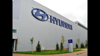 Санкт Петербург – завод Hyundai