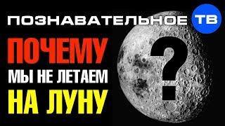 Тайны космоса. Почему мы не летаем на Луну? (Познавательное ТВ, Артём Войтенков)