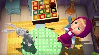 Маша и Медведь - Шарики  и кубики