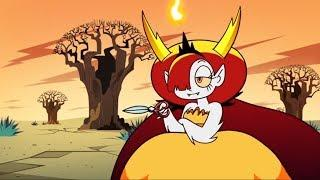 Звёздная принцесса и силы зла - СБОРНИК все серии подряд 10   Мультфильмы Disney