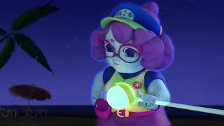 Короткометражный  мультфильм: Ночной свет