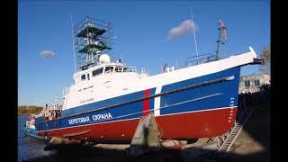 В Рыбинске спущен на воду второй модернизированный «Ламантин»
