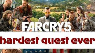 FAR CRY - HARDEST QUEST EVER Ilizzium