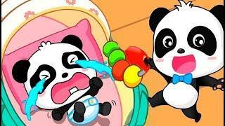Малыш Панда против Злобного Короля - Мультик игра для детей
