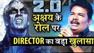 2.0 Director Shankar Reveals The Biggest Mystery Of The Film!