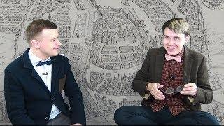 Тизер интервью с Павлом Гнилорыбовым (ЮМОР)