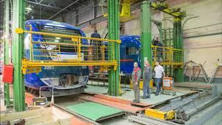 Демиховский машиностроительный завод  главный производитель электричек в России