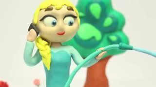 Хардкор Кормить Принцессу Elsa