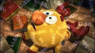 Лосяш ! Сборник лучших серий про Лосяша | Смешарики Пин-код. Обучающие мультфильмы