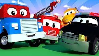 Автомобильный Город - мультфильмы для детей - Live Stream