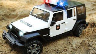 Мультик про Машинки Полицейская Машина и Друзья в Городе НОВЫЕ СЕРИИ Мультфильмы для детей
