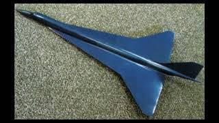 Гиперзвуковой ударный бомбардировщик Ту 230  Скорость более 4000 километров в час!