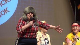На сцене – врачебный юмор: в Пинске разыграли медицинский кубок КВН
