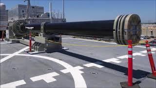 Мощнее американского в России успешно испытали боевой рельсотрон