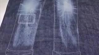 Как делают джинсы!!