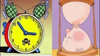 Про часы, про время  Смешные часы  Карикатуры смешные картинки. Юмор.