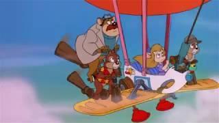 Чип и Дейл спешат на помощь - Серия 15, Битва в воздухе | Мультфильмы Disney