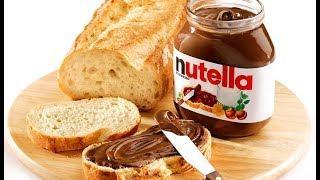 КАК СДЕЛАТЬ НУТЕЛЛУ!Nutella из ПОЛЕЗНЫХ ИНГРЕДИЕНТОВ