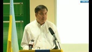 Саакашвили в Польше рассказал, как сделать Украину великой