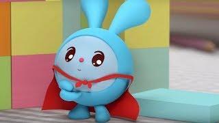 Малышарики -  Герой  - серия 139 - Обучающие мультфильмы для малышей - про работу
