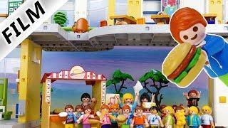 Playmobil Film deutsch | RIESEN SCHULHOF PARTY! Jubiläum? | Anna Chillig wieder gesund! Kinderfilm