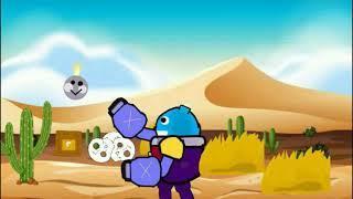 Анимация Рисуем мультфильмы 2 | Brawl stars