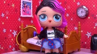Кукла ЛОЛ Провела своё летнее время зря LOL Потерянное время