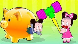 Микки и Минни Маус ★ Детские песни ★ Развивающие мультфильмы для детей #7