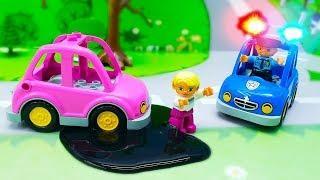 Мультики про машинки для детей - Перепутанный чемодан! Новые игрушечные мультфильмы смотреть онлайн