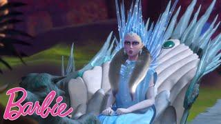 Злая королева ❄ Barbie: Балерина в розовых пуантах