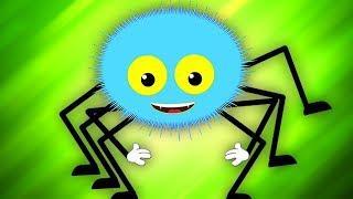 incy wincy паук | русский мультфильмы для детей | Incy Wincy Spider | Preschool Russia