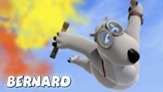 Бернард Медведь | Sky Diving И БОЛЬШЕ | Мультфильмы для детей | WildBrain