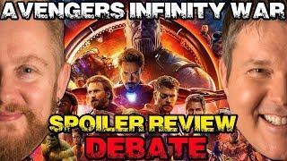 AVENGERS INFINITY WARS SPOILER  Movie Review - Film Fury