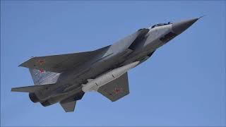 «Абсолютное оружие в Минобороны заявили, что самолёты с гиперзвуковыми ракетами Кинжал стоят на боев