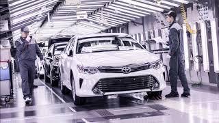Санкт Петербург – завод Toyota