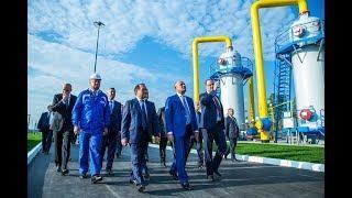 Газпром 2018Колледж Газа и НефтиВыпуск 2018г.