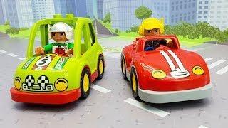 Мультики для детей с игрушками - История про Репортера! Развивающие мультфильмы для детей с игрушек